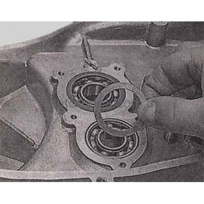 Разборка и ремонт двигателя ИЖ Планета-5