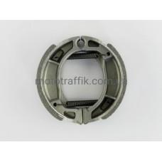 Колодки барабанного тормоза Honda (Хонда) Dio/Tact/ZX, (китай)