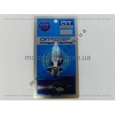 Лампа фары галогеновая (блистер) 1ус 35/35W белая