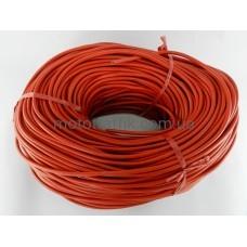 Бронепровод красный 1 метр