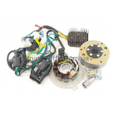CDI БСЗ Электронное зажигание 638-12V Ява без АКБ 200W