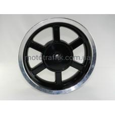 Диск задний 3,50-12 диаметр барабана 130 мм (№28), шестипалый черный