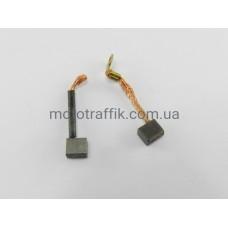 Щетки стартера 4т GY6-50/60/ 80cc (80 кубов) TVR