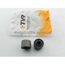 Сайлентблок двигателя 28-22-10 мм, Honda (Хонда) Dio, пара, TVR (КОК - китай)