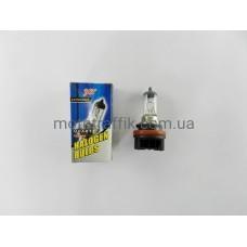 Лампа фары Suzuki (Сузуки) Address 110/Lets 4 NEW, 35/30w, цоколь HS5 пластмассовый